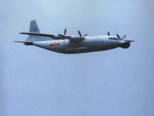 Máy bay cánh bằng của Trung Quốc quần thảo nhiều vòng trên các tàu của Việt Nam ở độ cao chỉ 200-300 m