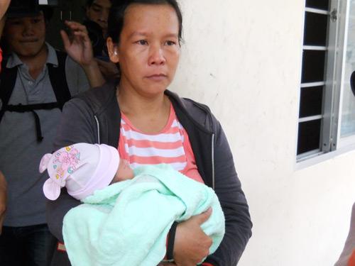 Bắt cóc trẻ sơ sinh vì hư thai, sợ chồng bỏ