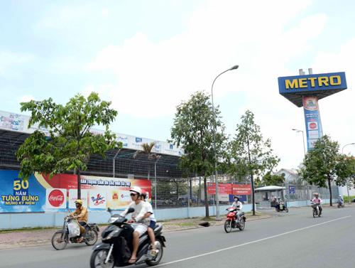 Metro Việt Nam vừa đạt thỏa thuận bán lại cho tập đoàn của Thái Lan với giá 879 triệu USD. Ảnh: Metro An Phú