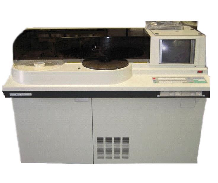 Máy xét nghiệm hiệu Hitachi 717