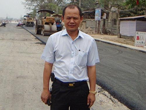 Nguyễn Ngọc Minh, tức Minh 'Sâm', khi chưa bị bắt giữ