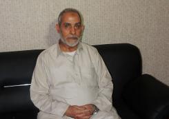 Lãnh đạo tối cao của Anh em Hồi giáo - Mohammed Badie