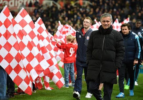 Mourinho tự tin nghĩ đến chức vô địch lần thứ ba với Chelsea