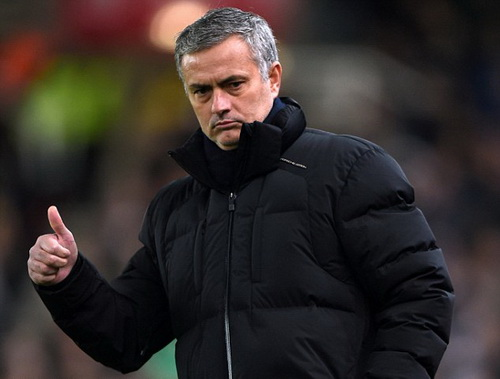 HLV Jose Mourinho tự tin với sự hiệu quả trong lối chơi của Chelsea
