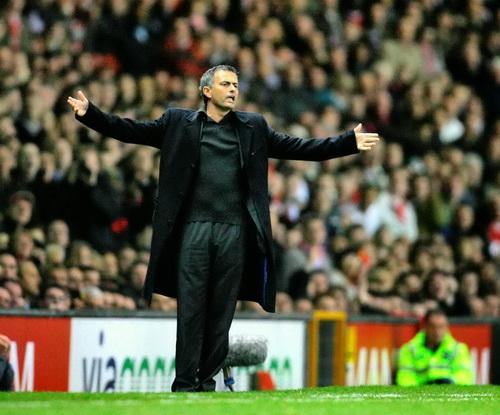 Mourinho là gương mặt ấn tượng của bóng đá thế giới nhiều năm qua