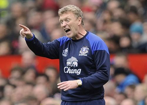 Thời huy hoàng ở Everton có thể bảo đảm cho Moyes một ghế HLV Premier League?