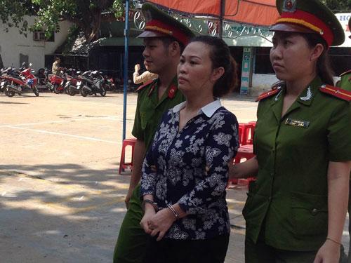 Trốn truy nã, Vũ Mai Hương mua bán ma túy