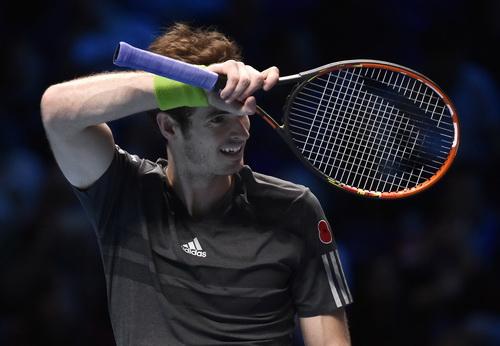 Andy Murray thất bại nặng nề tại giải đấu ở sân nhà London