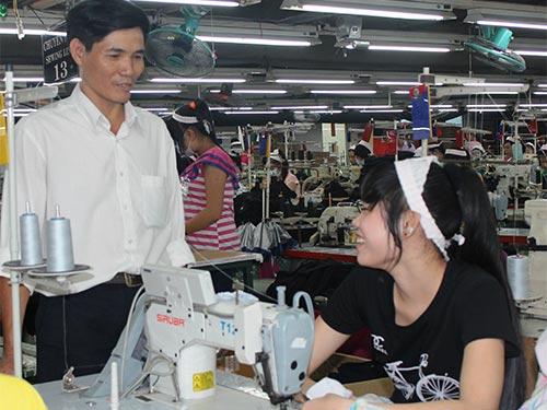 Đối thoại định kỳ sẽ giúp doanh nghiệp và người lao động hiểu nhau hơn