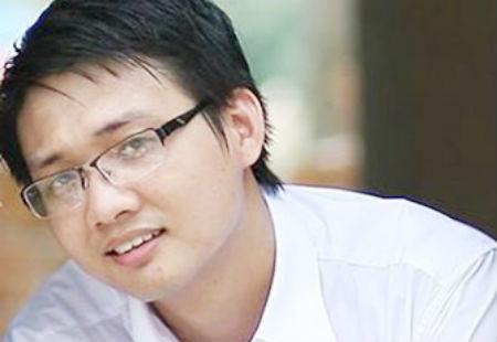 Ảnh Cao Xuân Quát- ảnh facebook của chính nghi phạm