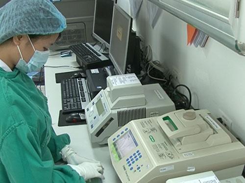 Tính đến ngày 17-11 đã xác nhận được 52 đơn vị có báo cáo mua thiết bị của Bio-Rad (Ảnh chỉ mang tính minh họa)