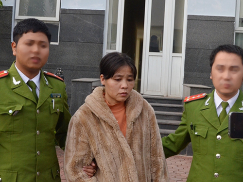 Nghi phạm Vũ Thị Thúy Liễu táo tợn bắt cóc bé gái 4 tuổi để tống tiền 30 triệu đồng