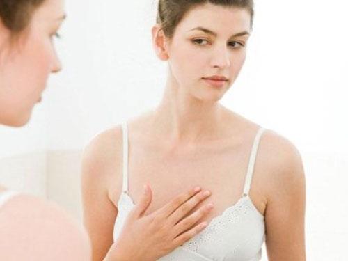 Kích thước ngực phái đẹp có thể tăng lên đến 25% khi bị kích thích