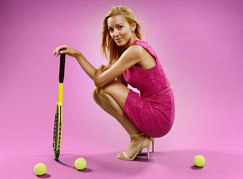 Jelena Ristic là một người mẫu, cử nhân kinh tế