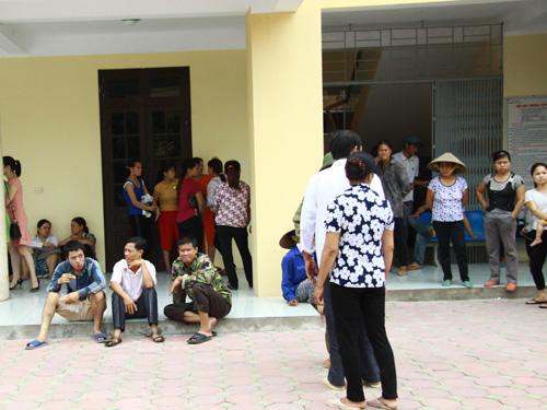 Người nhà bé nguyễn Thị Hồng Nhung yêu cầu làm rõ nguyên nhân tử vong của bé gái 11 tuổi này