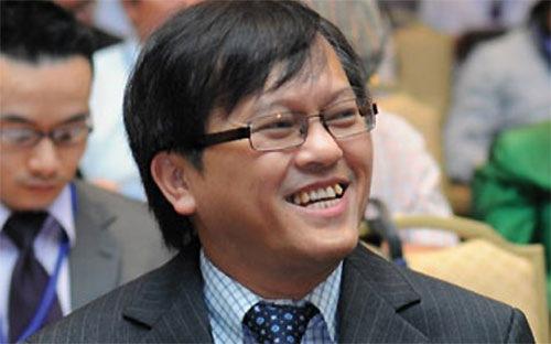 Ông Nguyễn Đức Vinh, Tổng giám đốc VPBank.