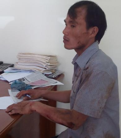 Đồng bọn Nguyễn Văn Huy
