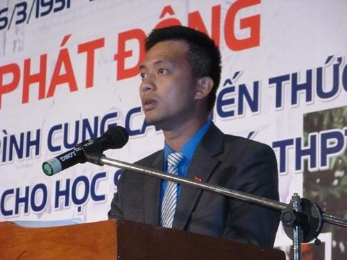 Ông Nguyễn Bá Cảnh, Bí thư Thành đoàn TP Đà Nẵng được chỉ định vào Ban chấp hành Đảng bộ TP Đà Nẵng