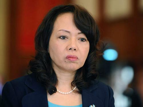 Bộ trưởng Y tế Nguyễn Thị Kim Tiến có văn bản đề nghị Mỹ hỗ trợ điều tra thông tin Bio-Rad hối lộ quan chức Việt Nam