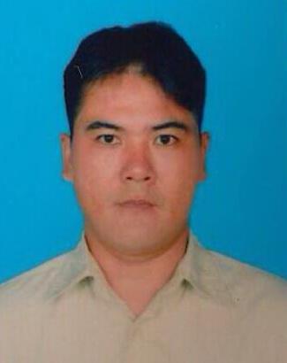 """Nguyễn Văn Đông (tức Tân """"đầu gà"""", SN 1971, có 2 tiền án về tội """"cướp giật tài sản""""), đối tượng cầm đầu băng trộm."""