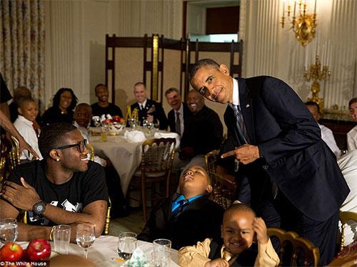 Ảnh: White House
