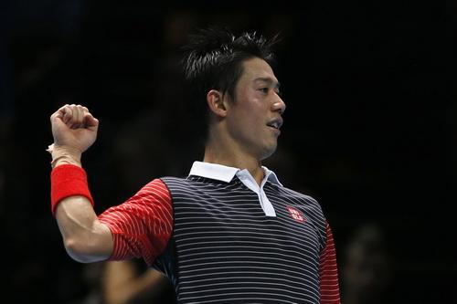Nishikori liên tiếp mang lại niềm vui cho người hâm mộ quần vợt châu Á