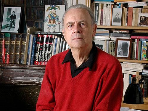 Tiểu thuyết gia người Pháp Patrick Modiano Ảnh: AP