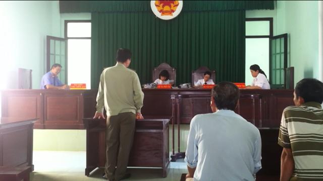 Giữ xe sai luật, Đội QLTT số 7 tỉnh Bình Định bị tòa tuyên phạt bồi thường cho các chủ xe gần 1,9 tỉ đồng