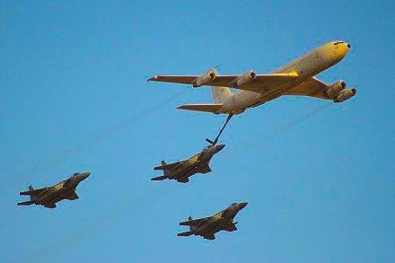 Máy bay F15 của Israel
