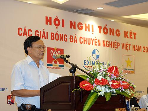 GĐĐH Sông Lam Nghệ An Nguyễn Hồng Thanh phát biểu tại hội nghị