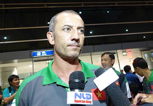 HLV Graechen Guillaume trả lời phỏng vấn