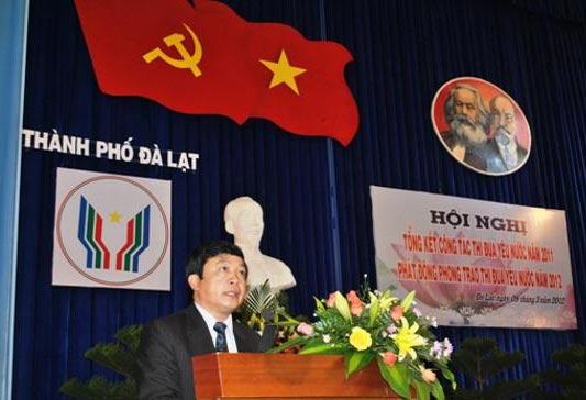 Ông Đoàn Văn Việt
