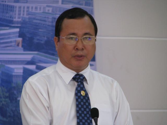 Ông Trần Văn Nam, PCT UBND tỉnh Bình Dương cho biết đang xem xét xây tuyến metro TP. Mới Bình Dương - Suối Tiên