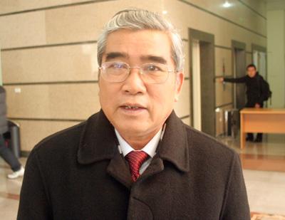 Ông Hồ Xuân Mãn