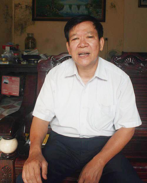 Ông Lương Ngọc Phi mỏi mòn chờ đợi TAND tỉnh Thái Bình bồi thường hơn 21 tỉ đồng - Ảnh: V. Hải