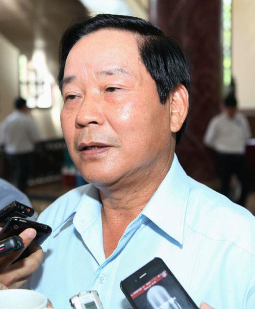 Ông Trần Văn Hằng cho biết sẽ giúp các nghị sĩ Mỹ hiểu rõ về cơ sở pháp lý và lịch sử của Việt Nam trên biển Đông.