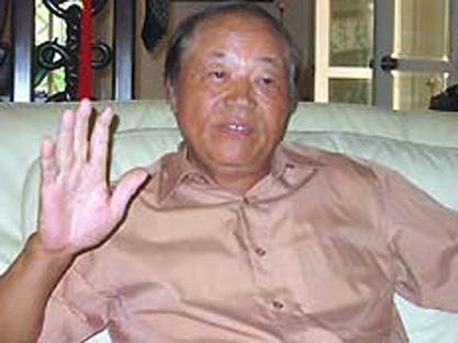 Cựu Chủ tịch UBND TP Hà Nội Hoàng Văn Nghiên - Ảnh: TPO