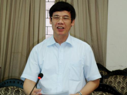 Ông Nguyễn Đình Xứng, tân Chủ tịch UBND tỉnh Thanh Hóa