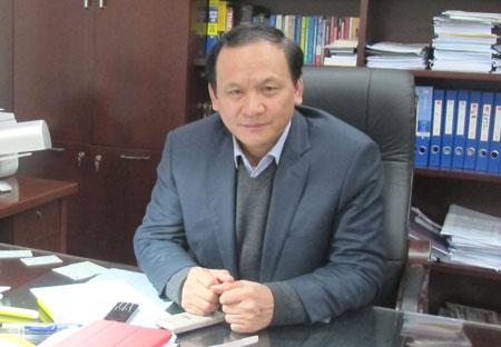 Cục trưởng Cục Hàng hải Việt Nam Nguyễn Nhật