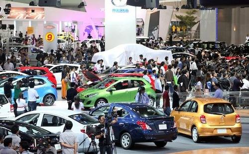 Tại thị trường ôtô Việt Nam hiện nay, xe mang các thương hiệu Toyota, Ford hay Honda... đang chiếm thị phần áp đảo. Hầu hết các hãng xe này đều đang có ít nhất một nhà máy sản xuất đặt tại Thái Lan hoặc Indonesia, hoặc cả hai.
