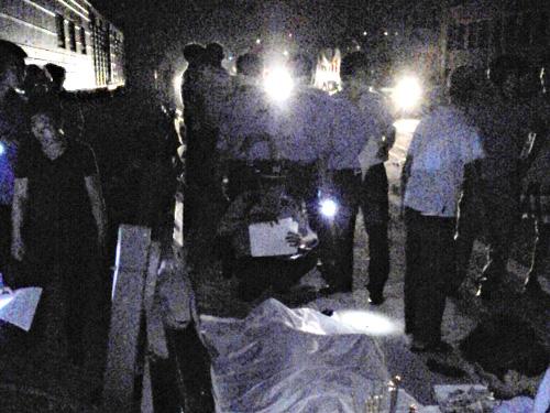 Vụ tai nạn nghiêm trọng khiến tài xế ô tô văng ra khỏi xe, tử vong tại chỗ