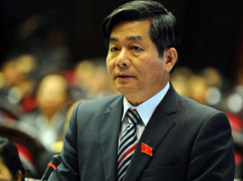 Bộ trưởng Kế hoạch và Đầu tư Bùi Quang Vinh: Việt Nam phải tăng trưởng 8-9%/năm thì 40 năm sau mới ngang bằng Hàn Quốc vào thời điểm này. Ảnh: VNE