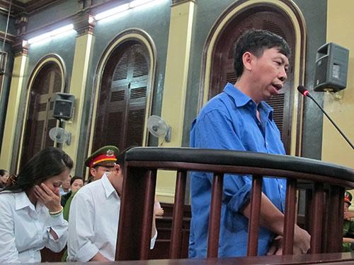 Phan Cao Trí nói lời sau cùng trước khi HĐXX nghị án sáng 5-9