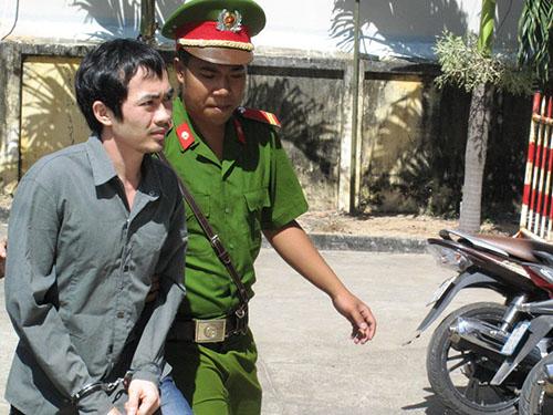 Bị cáo Nguyễn Thân Thảo Thành là người nhận mức án cao nhất (5 năm tù) trong 5 bị cáo ảnh: Hồng Ánh