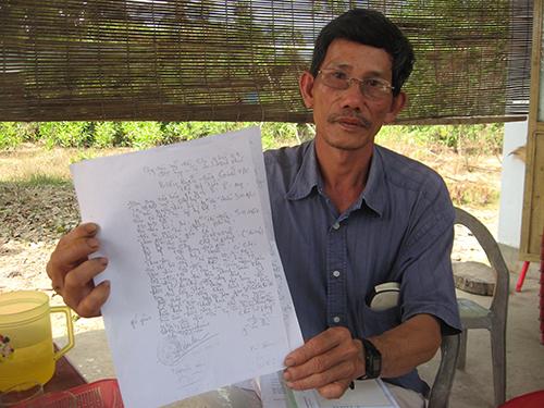 Ông Nguyễn Minh Quang và hồ sơ vụ việc