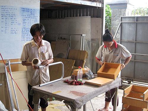 Nhu cầu lao động phô thông tăng mạnh
