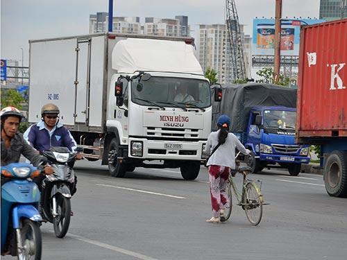 Số người tử vong vì tai nạn giao thông có giảm nhưng hiện trạng giao thông  ở Việt Nam nhìn chung vẫn còn rất đáng lo Ảnh: TẤN THẠNH