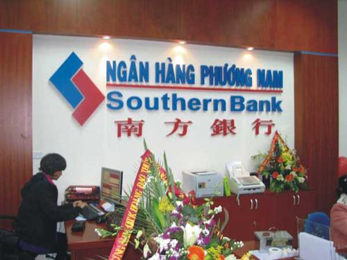 Cổ phiếu ngân hàng Phương Nam đang được nhà đầu tư săn lùng. Ảnh minh họa: Giao dịch tại ngân hàng Phương Nam