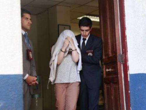 eronica Carrera Chaparron bị bắt vì buôn bán trẻ sơ sinh
