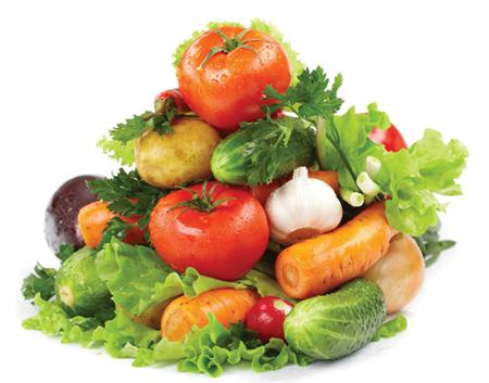Sĩ tử ăn nhiều rau củ tốt cho trí não